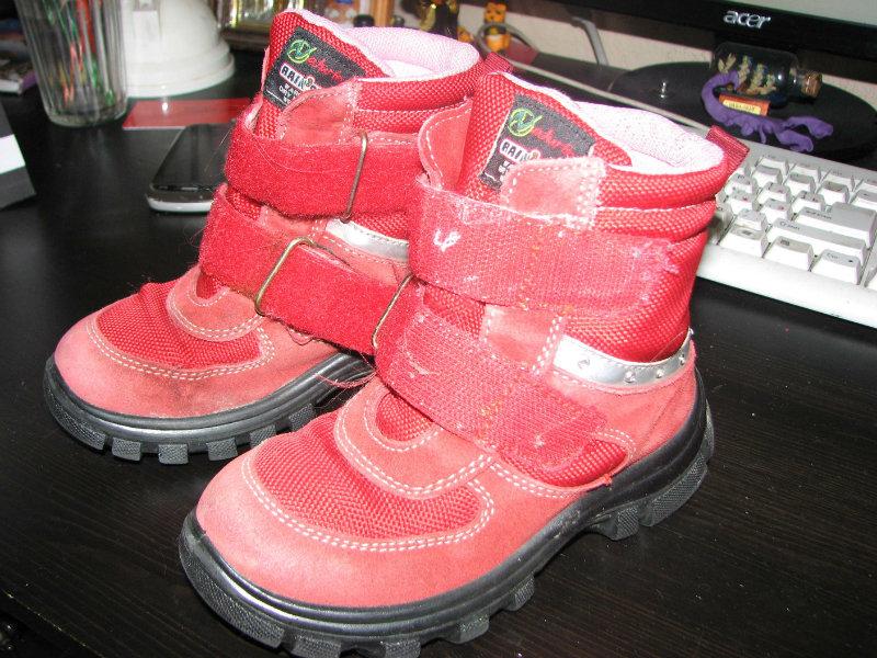 Продам Ботинки Naturino 28 размер