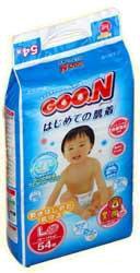 Продам Подгузники Goon (Гун) 9-14 кг 56шт.