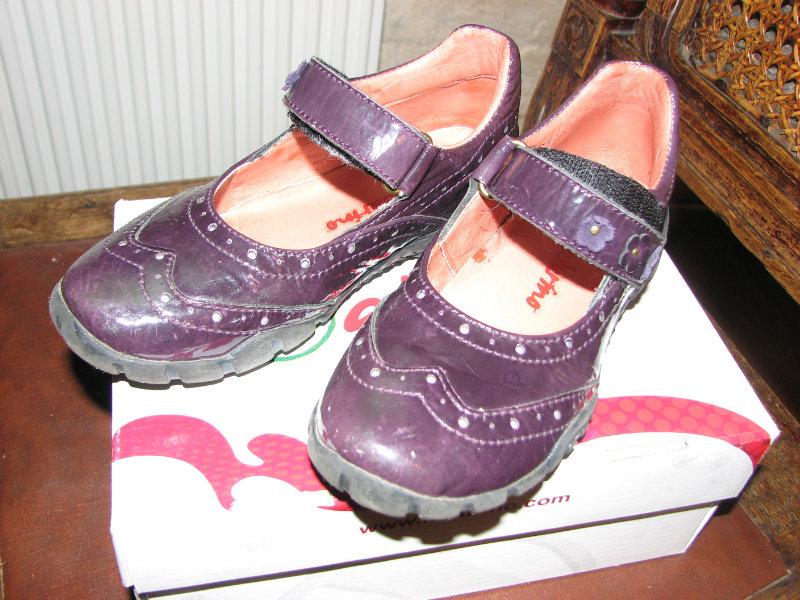 Продам Туфли Naturino