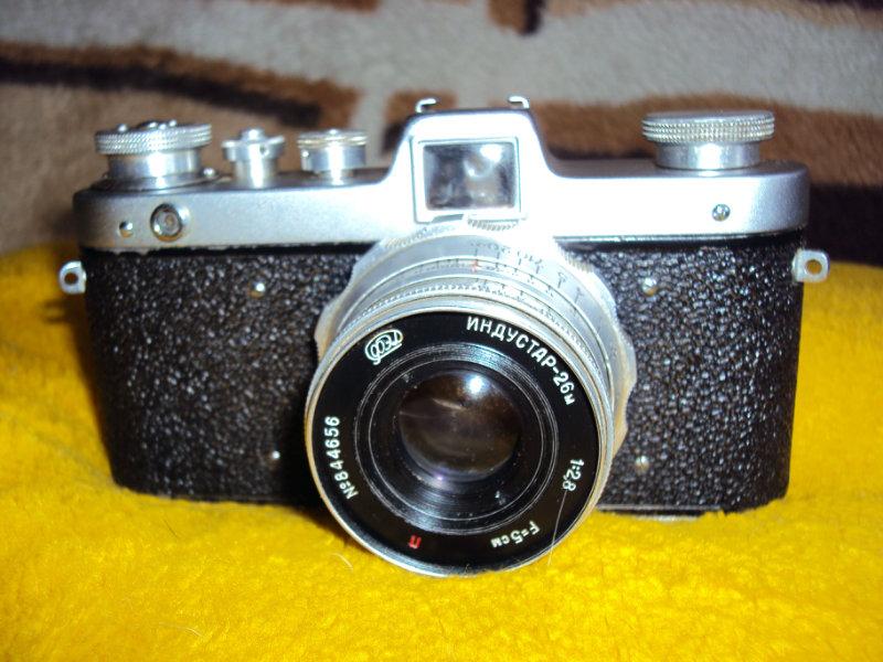 Продам: пленочный фотоаппарат