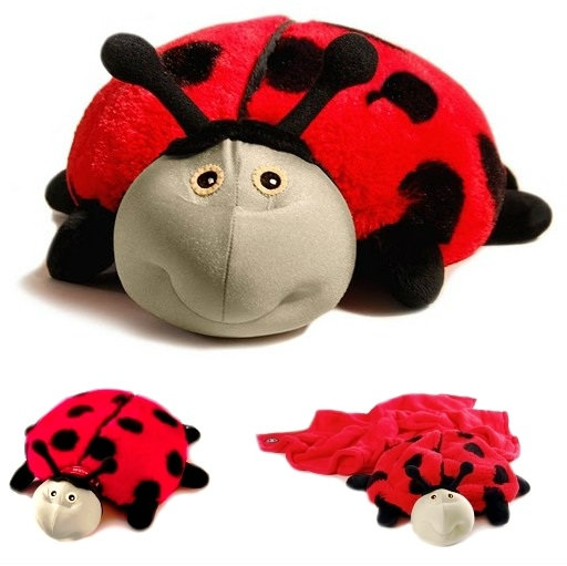 Продам Игрушка-одеяла-подушка Zoobies