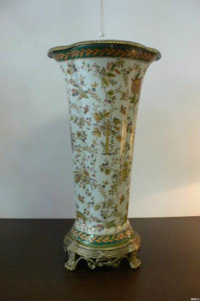 Продам Ваза напольная (керамика, бронза)