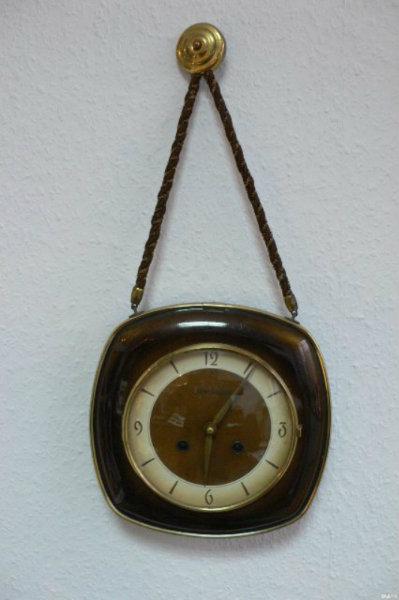 Продам Часы настенные фирмы «Schwebegang» с бое