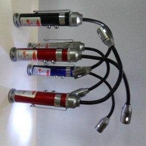 Продам Подарочный лазер с гибким фонариком
