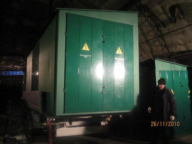 Продам: Подстанция КТП 630