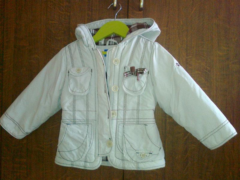 Продам Куртка демисезонная  р-р 92