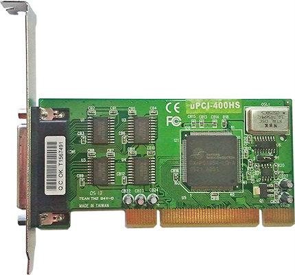 Продам uPCI-400HS контроллер 4x COM портов
