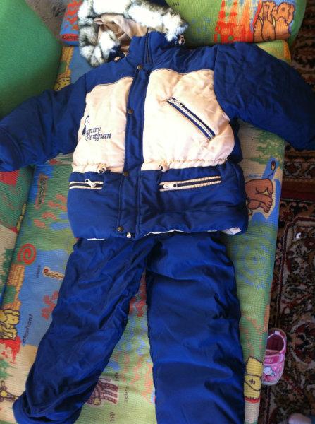 Продам Детский костюм на зиму или весну,новый!!
