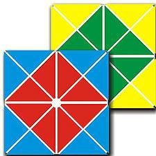 Продам Квадрат Воскобовича четырехцветный
