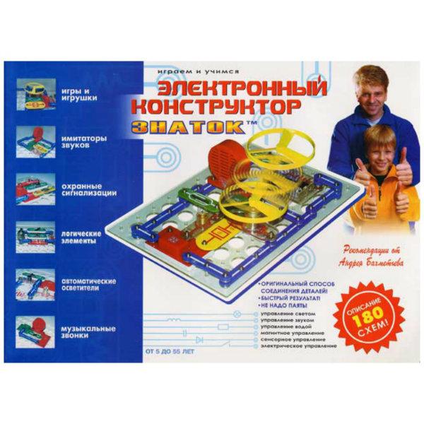 Продам Электронный конструктор Знаток 180схем