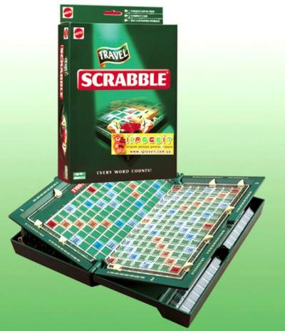 Продам Настольная игра Скрэббл Scrabble