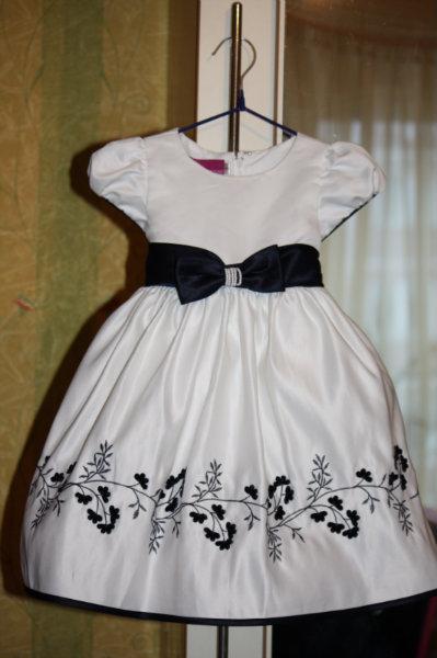 Продам Продаю нарядное красивое платье на 2 год
