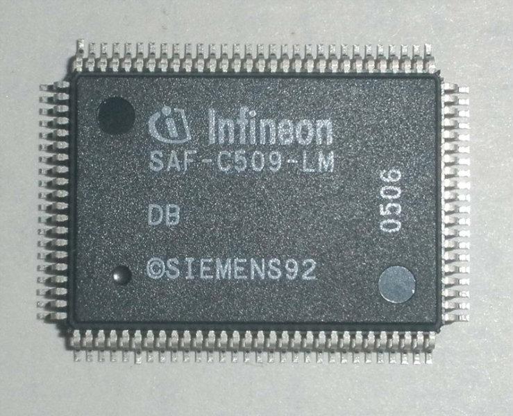 Продам микропроцессоры SAF-C509-LM