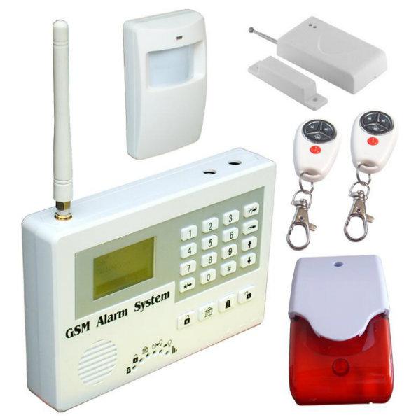 Продам: Бecпpoвoднaя GSM Cигнaлизaция