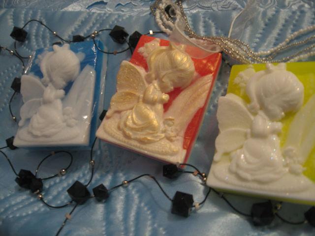Продам сувенирное мыло ручной работы
