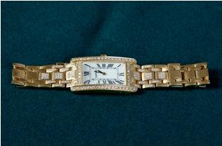 Продам часы золотые