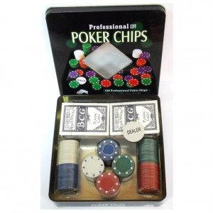 Продам: Набор для покера 100 фишек