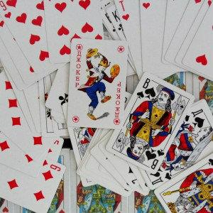 Продам Карты игральные атласные 54 листа