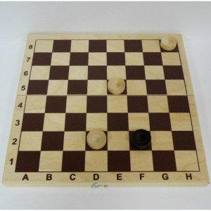Продам Игра шашки в деревянной складной  доске