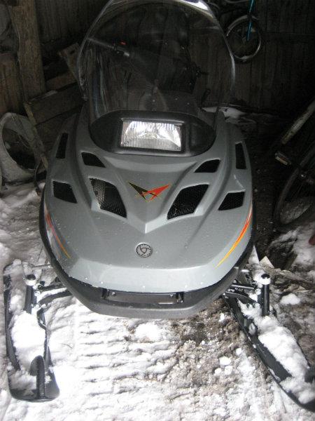 Продам: продам снегоход тайга новый