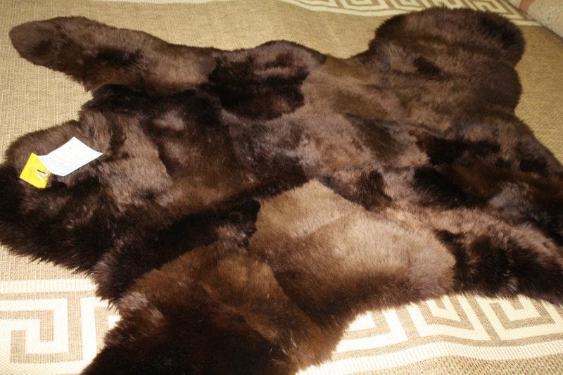 Smitta ковры из натуральной овечьей шкуры