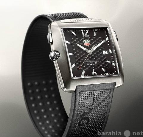 Продам: часы ОРИГИНАЛ! Tag Heuer Golf