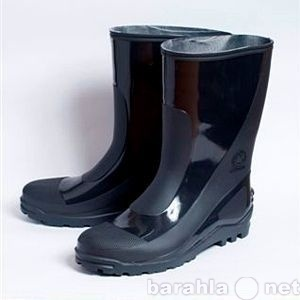 Продам Новые резиновые сапоги черные