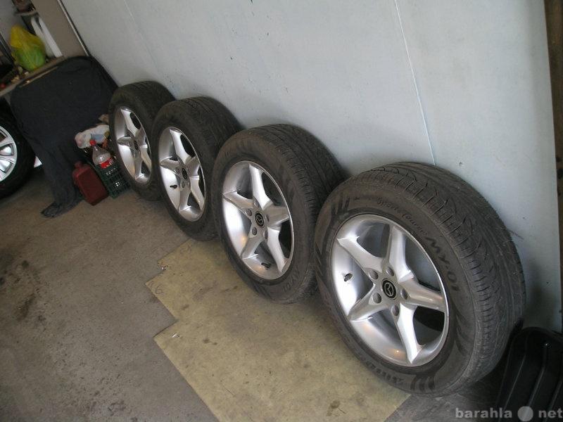 Продам колёса летние