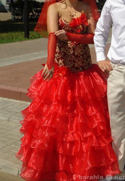 Продам вечернее(свадебное) платье