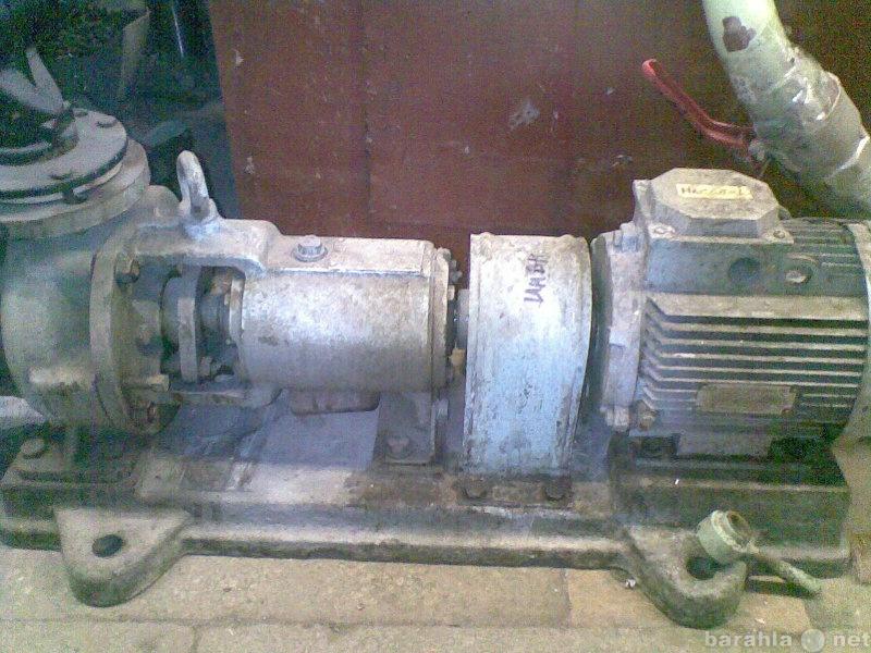 Продам Продам электродв. АИР 90L2 с насосом.