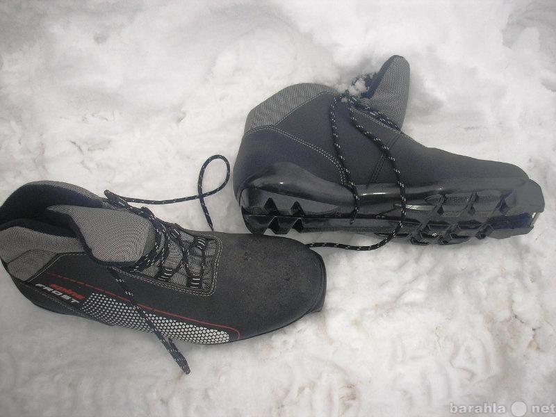 Продам Ботинки лыжные Alpina