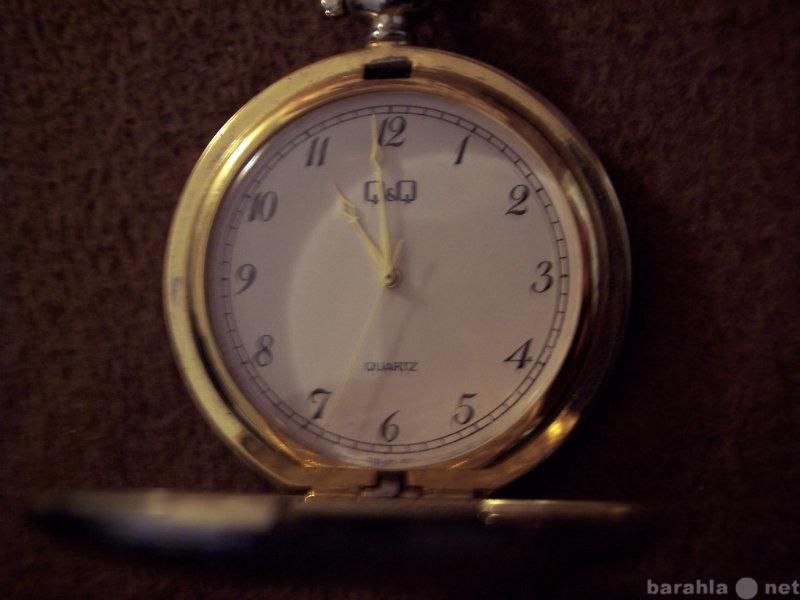 Продам Часы на цепочке QQ