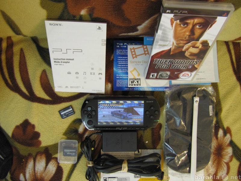 Продам: Продам PSP 1001 привезена из США.
