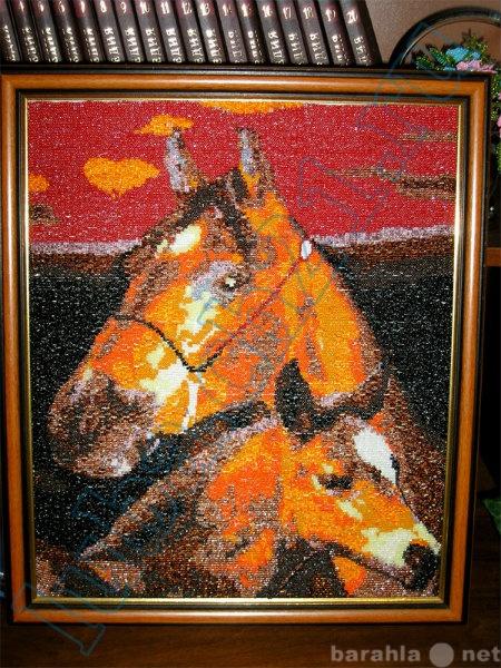 Продам - Картина лошади в ночи