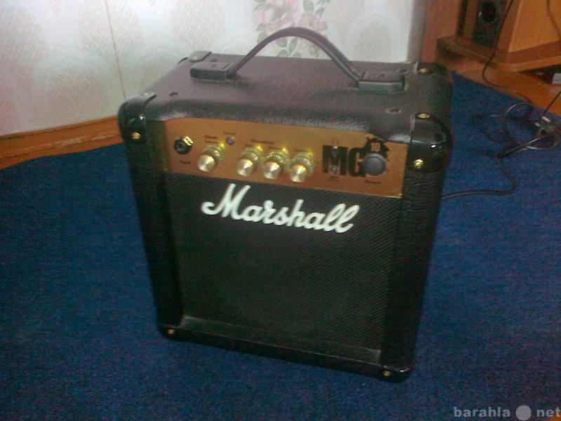 Продам Marshall MG10 24 watts