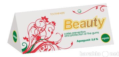 Продам Органическая Зубная паста  c аквагумитом