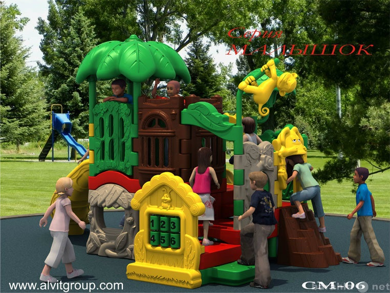 Продам: детский игровой комплекс модель СМ-06