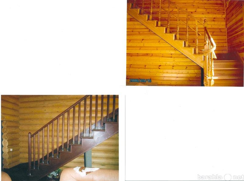Продам Элементы лестницы из дерева в Москве.М.О