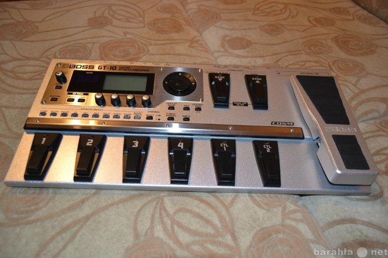 Продам Процессор BOSS GT-10