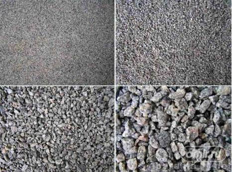 Продам Щебень песок, отсев, землю, шлак ,бетон.