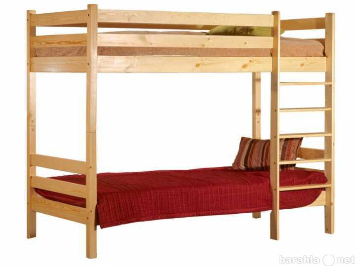 Продам Кровать 2-х.ярусная из массива сосны.
