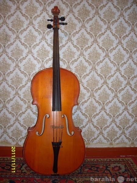Продам виолончель ученическую 3 четверти