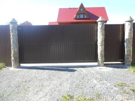 Продам Откатные ворота от 16000 руб.