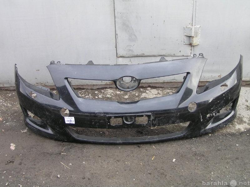 Продам Бампер передний на Toyota Corolla 07г-