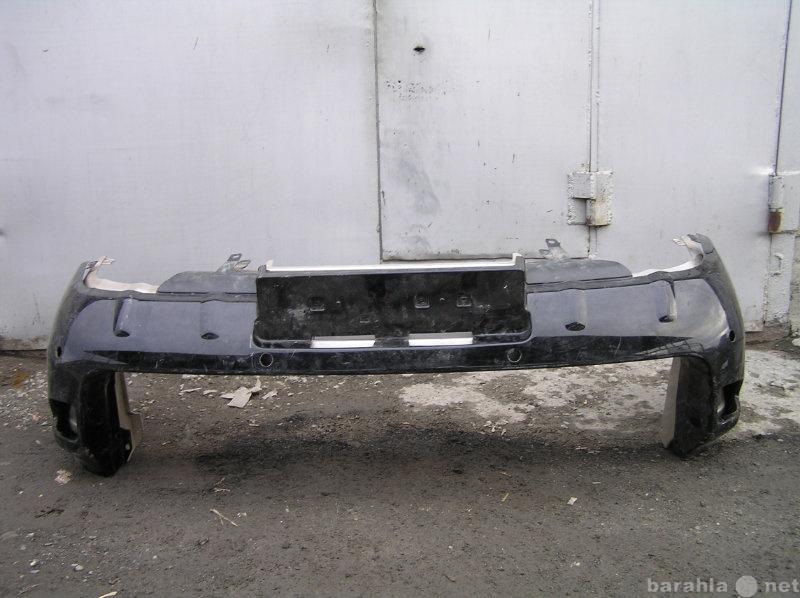 Продам Бампер задний на Toyota Rav 4