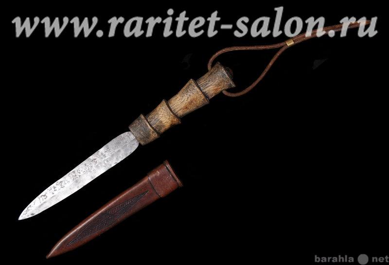 Продам Нож Туркана. Уганда/Кения. Середина ХХ в
