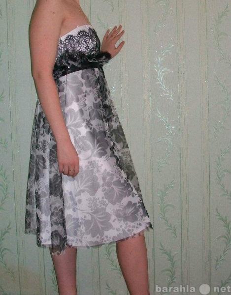 Продам Выпускное платье, туфли, бижутерия