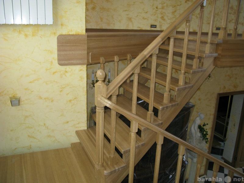Продам: Лестницы из дерева в Сергиевом-Посаде,