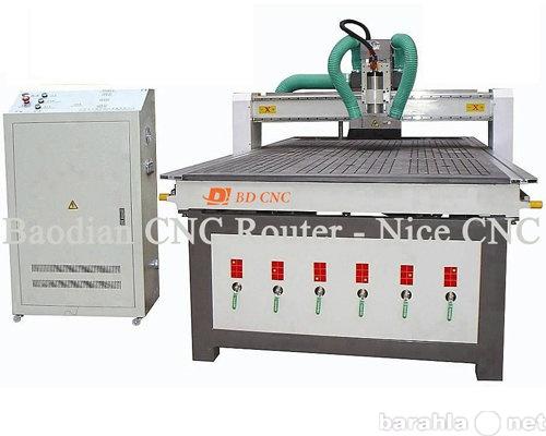 Продам BD-1325Деревообрабатывающий станок с ЧПУ