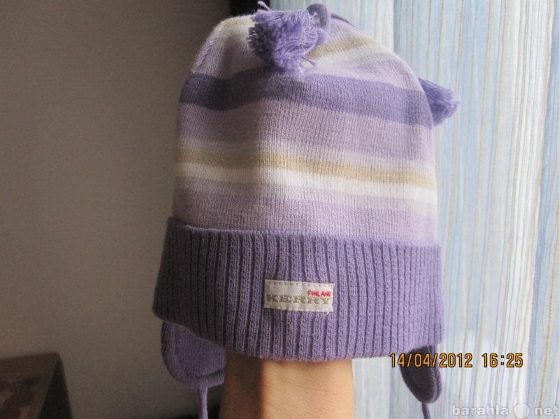 Продам шапочка весна новая